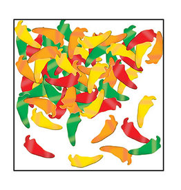 Beistle Chili Peppers Confetti