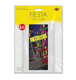 Beistle Fiesta Door Cover