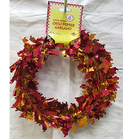 Beistle Fiesta Chili Pepper Garland - 25ft.