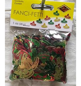 Beistle Sombrero Confetti
