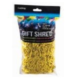 SKD Party by Forum Bright Yellow Gift Shreds - 2oz