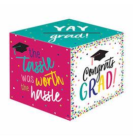Amscan Yay Grad! Card Box Holder