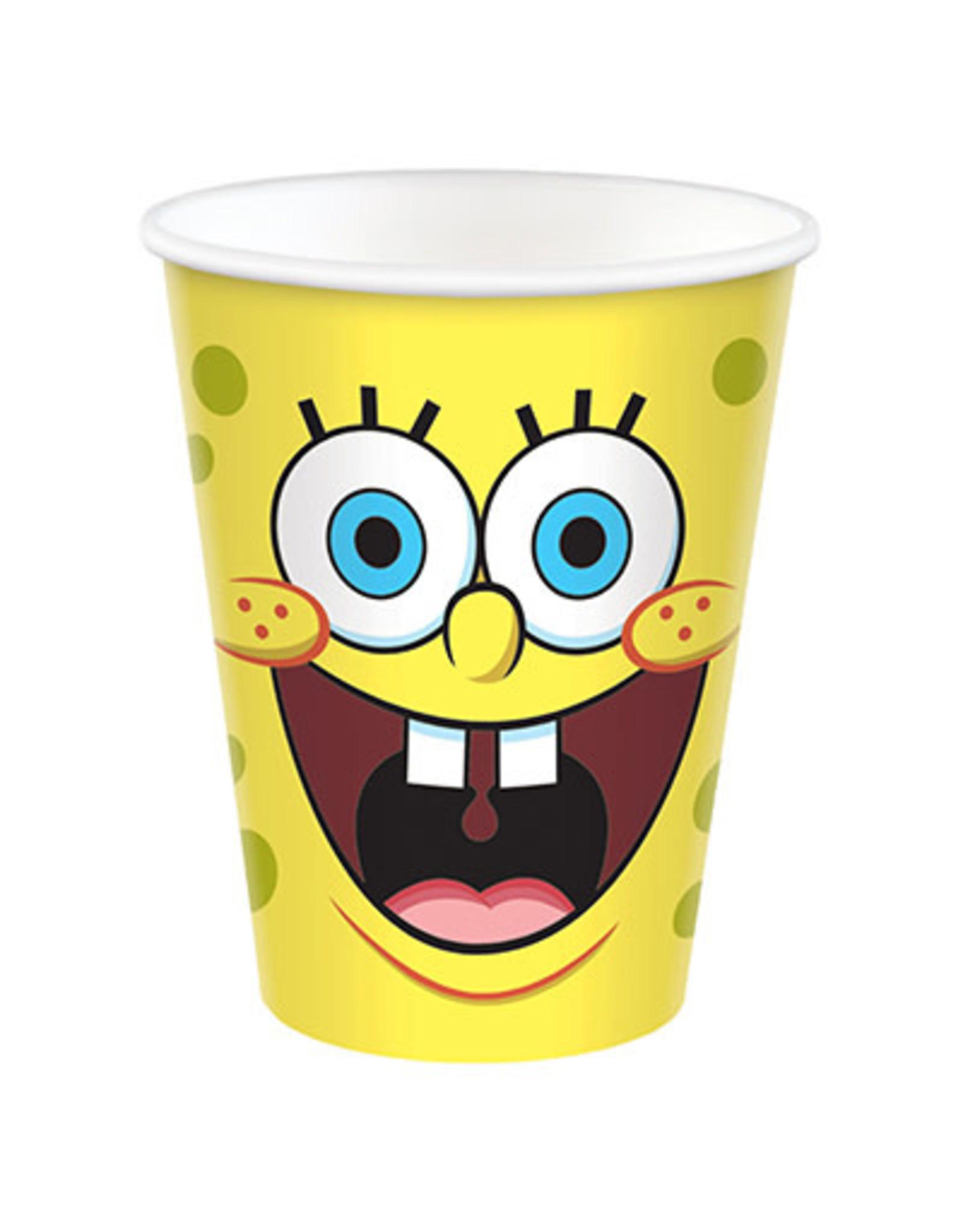 8ct Amscan Happy Fiesta 9oz Paper Cups