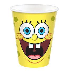 Amscan SpongeBob 9oz Cups - 8ct.