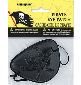 unique Pirate Eye Patch - 1ct.