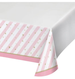 "creative converting Twinkle Toes Tablecover 54"" x 102""`"