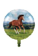 "creative converting 18"" Horse & Pony Mylar Balloon"