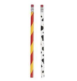 unique Fire Dept. / Dalmatian Pencils - 12ct.