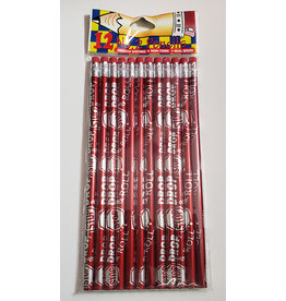 Stop, Drop, and Roll Pencils - 12ct.