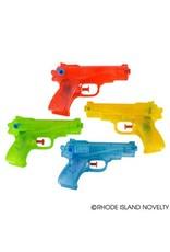 """RHODE ISLAND NOVELTY 6.5"""" Neon Squirt Gun"""