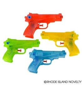 "RHODE ISLAND NOVELTY 6.5"" Neon Squirt Gun - 1ct."