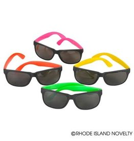 RHODE ISLAND NOVELTY Neon Sunglasses - 1ct.