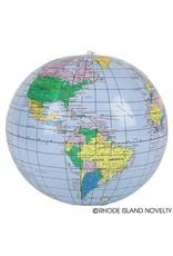 "RHODE ISLAND NOVELTY 16"" Inflatable Globe"