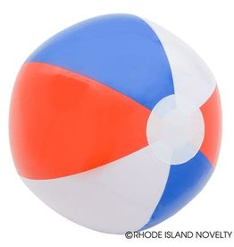 "RHODE ISLAND NOVELTY 16"" Patriotic Beach Ball"