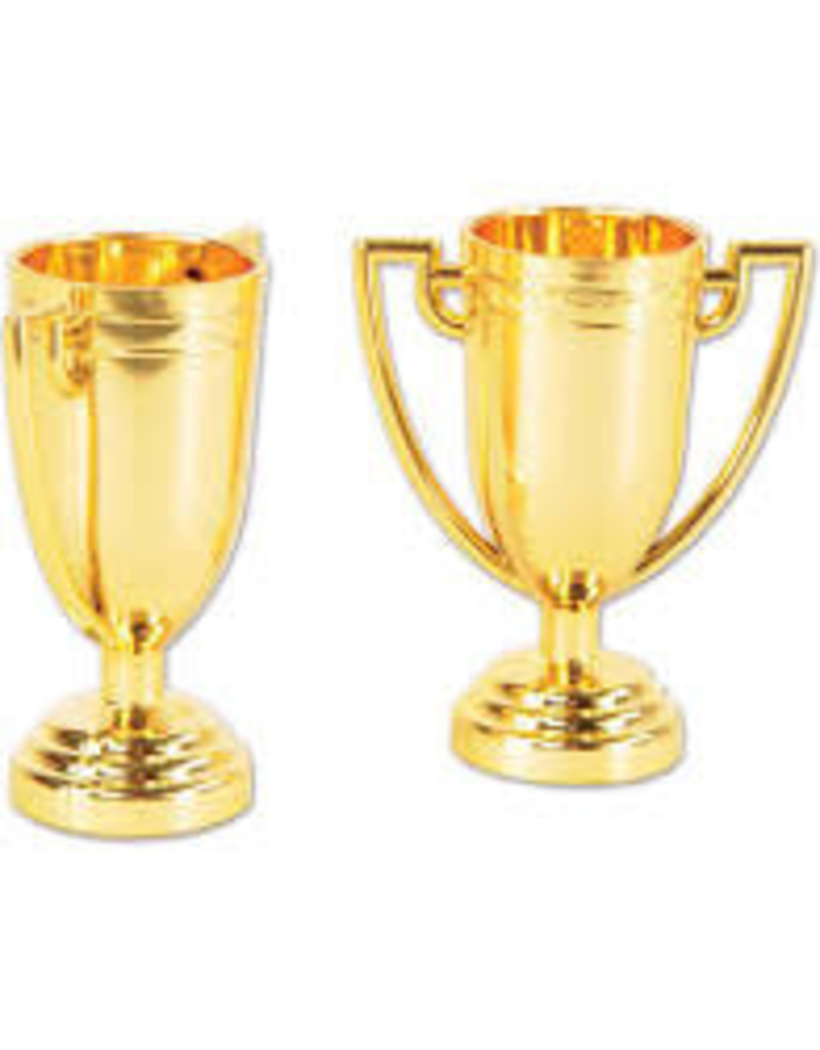 "Beistle 2.75"" Trophy Cups - 8ct."