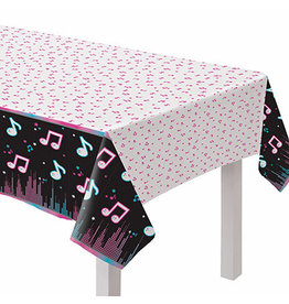 """Amscan Internet Famous Tablecover - 54"""" x 96"""""""