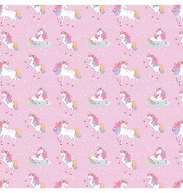 """Amscan Enchanted Unicorn Gift Wrap - 5' x 30"""""""