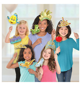 Amscan Disney Princess Photo Props
