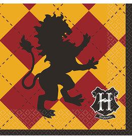 Amscan Harry Potter Bev. Napkins - 16ct.