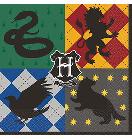 Amscan Harry Potter Lun. Napkins - 16ct.