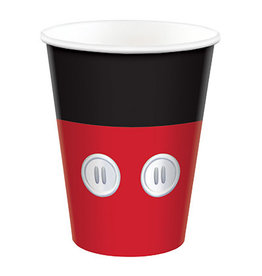 Amscan Mickey Mouse Forever 9oz. Cups - 8ct.