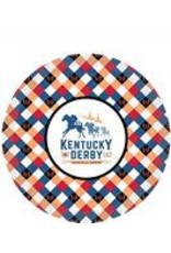 "Westrick Paper 147th Kentucky Derby 7""  Plates - 8ct."