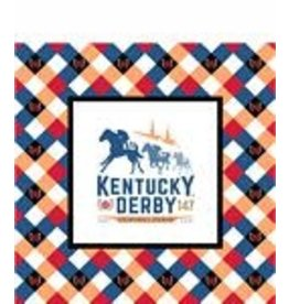 Westrick Paper 147th Kentucky Derby Bev. Napkins - 24ct.