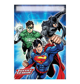 Amscan JL: Heros Unite Loot Bag - 8ct.