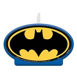Amscan JL: Batman Logo Candle - 1ct.