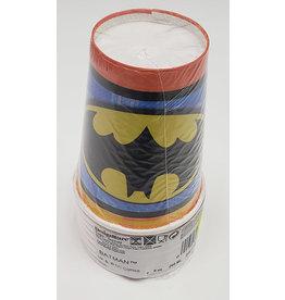 Amscan JL: Batman 9oz Cups - 8ct.