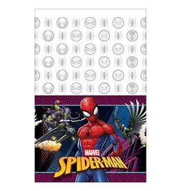 "Amscan Spiderman Webbed Wonder Tablecover - 54"" x 96"""