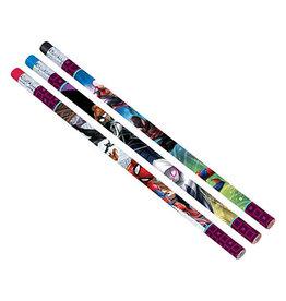 Amscan Spiderman Webbed Wonder Pencils - 12ct.