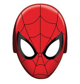 Amscan Spiderman Webbed Wonder Masks - 8ct.