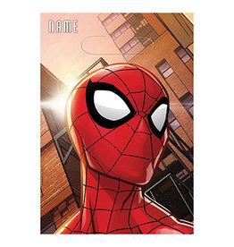 Amscan Spiderman Webbed Wonder Loot Bags - 8ct.