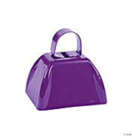 fun express Purple Cowbell - 1ct.