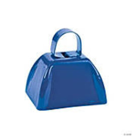 fun express Blue Cowbell - 1ct.