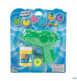fun express Bubble Gun w/ Bubbles - 1ct.
