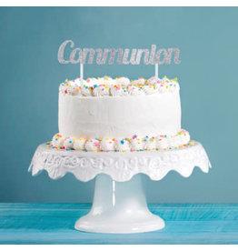 "creative converting Communion Cake Topper - 7"""