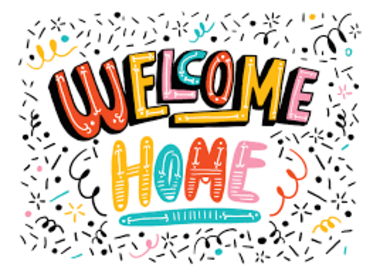Get Well/Welcome Home