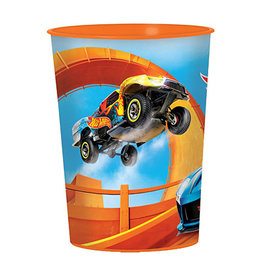 Amscan Hot Wheels Wild Racer 16oz. Cup - 1ct.