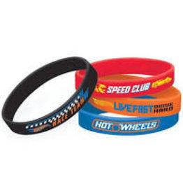 Amscan Hot Wheels Rubber Bracelets - 6ct.
