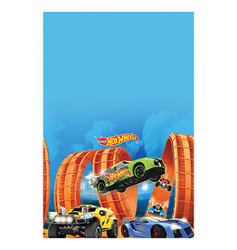 """Amscan Hot Wheels Wild Racer Tablecover - 54"""" x 96"""""""