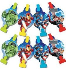 Amscan Marvel Avengers Blowouts - 8ct.