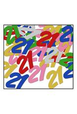 Beistle 21  Silhouettes Confetti