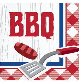creative converting Summer BBQ Bev. Napkins - 16ct.
