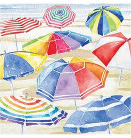 creative converting Beach Umbrellas Lun. Napkins - 16ct.