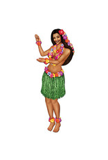 """Beistle 38"""" Jointed Hula Girl - 1ct."""