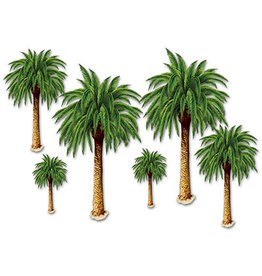 Beistle Palm Tree Insta-Theme Props - 6ct.