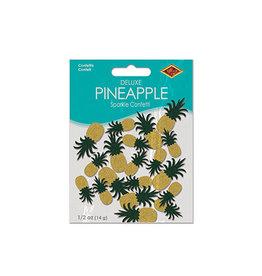 Beistle Pineapple Sparkle Confetti