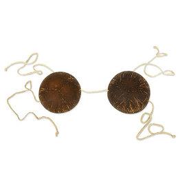 Beistle Coconut Bikini Top